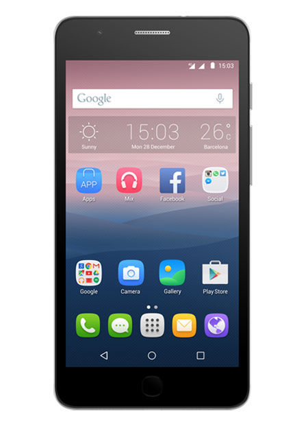 ALCATEL ALCATEL POP UP DS