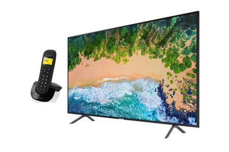 SAMSUNG TV LED UE43NU7192UXXH